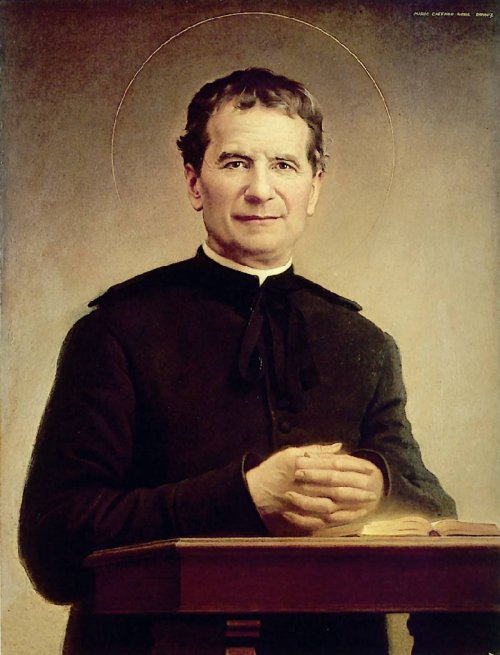 Fr. Juan Bosco had a remarkable gift for ministry among children in 19th century Italy; he entertained as much as he taught, but he made the learning fun. He started out as a chaplain at a school for rich little girls, but soon added ragamuffin boys every Sunday – and got fired. He opened an orphanage and founded the Order of St. Francis de Sales, which includes women religious, lay brothers and dedicated laypeople.