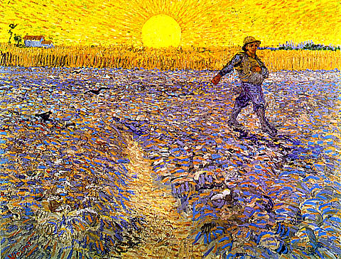 Vincent Van Gogh: The Sower