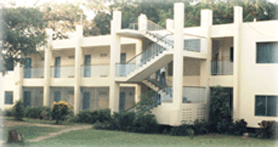 Bishop Hannington Institute, a theological college in Mombasa, Kenya.