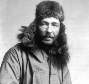 Hudson Stuck was an Episcopal priest and explorer who served as Dean of the cathedral in Dallas, Texas, then moved to St. Stephen's, Fort Yukon, Alaska, above the Arctic Circle, where he became Archdeacon and was in the first group to climb all the way to the top of Mt. McKinley. On arriving, he led the group in prayer and thanksgiving. Hudson Stuck was an Episcopal priest and explorer who served as dean of the cathedral in Dallas, Texas, then moved to Fort Yukon, Alaska, above the Arctic Circle, where he served as Archdeacon and was in the first group to climb to the top of Mt. Denali. Decades later one of my Church Army mentors, Captain Tom Tull, served as Lay Vicar at Fr. Stuck's church, St. Stephen's, Fort Yukon; five years ago this summer, former Presiding Bishop Katharine Jefferts Schori even showed up. (source unknown)