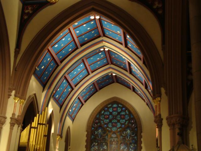 St. Paul's Cathedral, Buffalo, New York (Kayla Jonas)