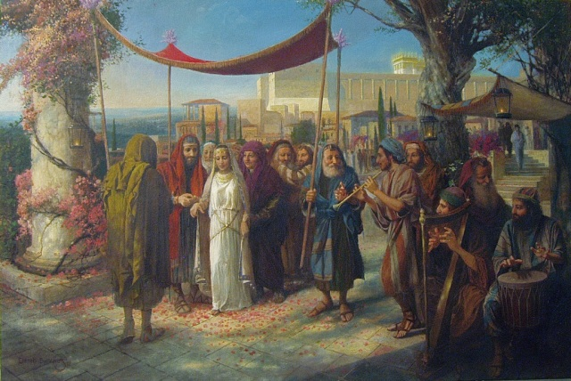 Dennis Bacchus: Ancient Jewish Wedding