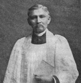A rare photo of Fr. Hill is posted on the Coe College website, public.coe.edu. He was a great leader of the Oneida Indians after the U.S. government forced many of them from their homes in New York to Wisconsin and broke up their collective reservation into individual allotted farms, ensuring their financial and cultural poverty for more than a century.
