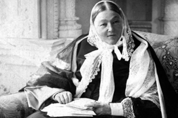 Evening Prayer 8.12.13: Florence Nightingale, the Lady with the ...