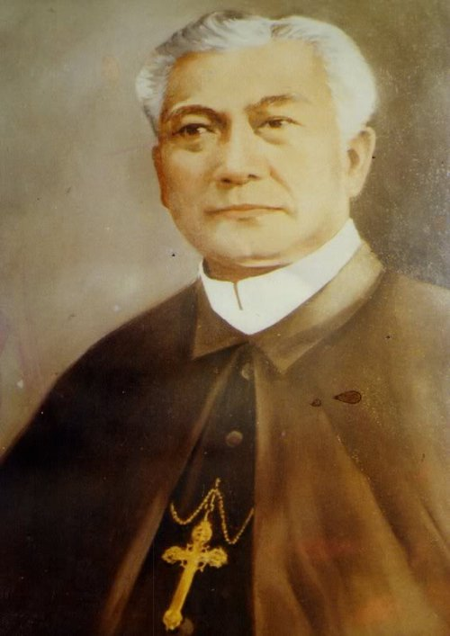 The principal founder and Supreme Bishop of the Philippine Independent Church (IFI), Gregorio Aglipay, was a patriot who broke from the Roman Catholic Church during the Philippine Revolution over its support of Spanish colonialists and its oppression of the Filipino people, who could not rise through the ranks of their own Church. In 1960 IFI entered into full communion with The Episcopal Church and the worldwide Anglican Communion. (artist unknown)
