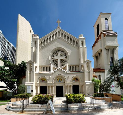 Trinity Cathedral, Miami, in the Diocese of Southeast Florida (cathedral website)