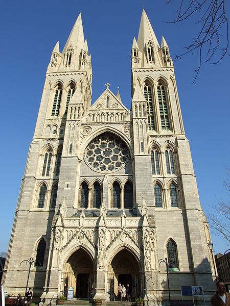 Truro Cathedral (Edward Webb)