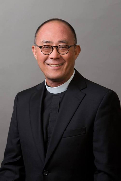 The Rev. Allen K. Shin was elected Bishop Suffragan of New York on Saturday. A rector in the neighboring Diocese of Long Island, he is known as a fine singer who comes across as a humble, deeply spiritual man. (DioNY)