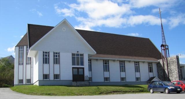 All Saints', Corner Brook, Newfoundland (parish website)