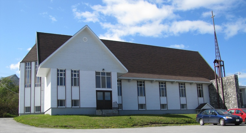 All Saints', Corner Brook, Newfoundland (parish website)