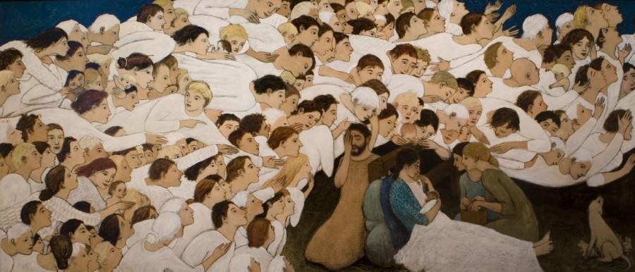 Brian Kershisnik, 2006: Nativity