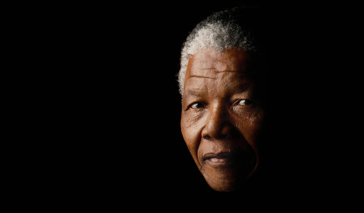 Nelson Mandela, the father of modern South Africa, has died after a long illness. (Greg Bartley/Camera Press via Redux)