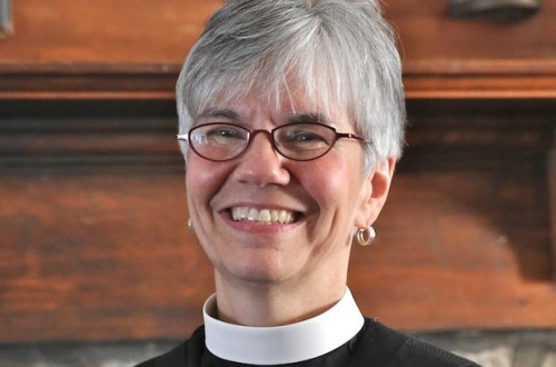 "The Rev. Canon Melissa M. Skelton of the Diocese of Olympia, Washington, USA, has been elected Bishop of New Westminster, Canada. She has worked on numerous projects in the Vancouver-based diocese and describes herself as a ""Canadian enthusiast."" (Randy Murray)"