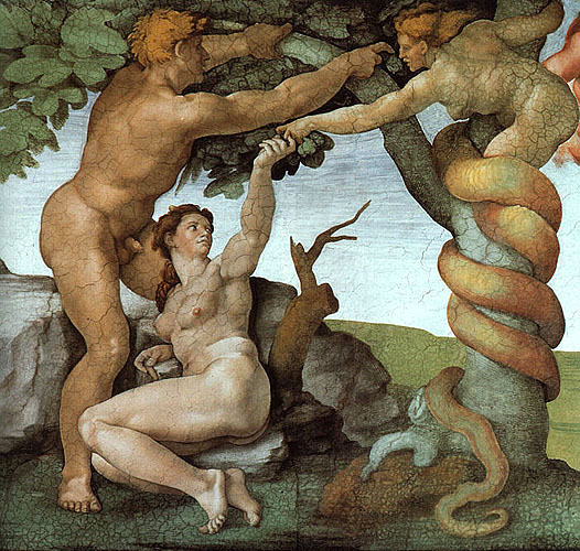Michelangelo: The Fall from Paradise