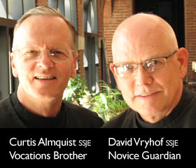 "The Society of St. John the Evangelist, USA, writes, ""The Brothers of the North American Congregation live at the Monastery in Cambridge, Massachusetts, near Harvard Square, and also keep a rural retreat center, Emery House, in West Newbury, Massachusetts. The Brothers live under a Rule of Life and, at profession, make vows of poverty, celibacy and obedience."""