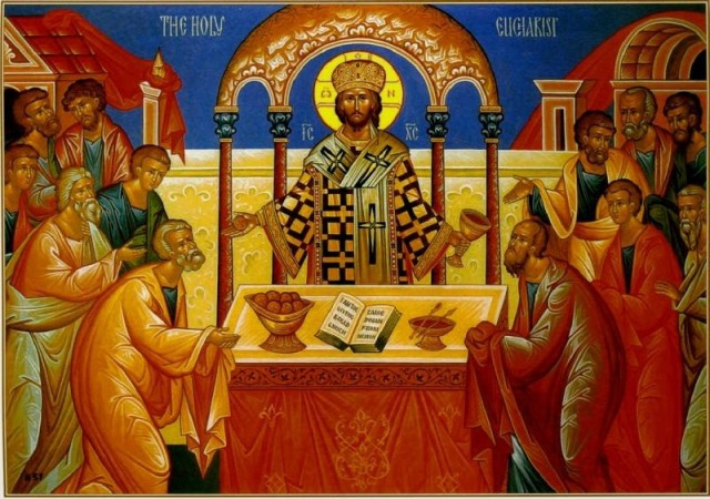 Christ the High Priest (livingorthodoxtheology.blogspot.com)