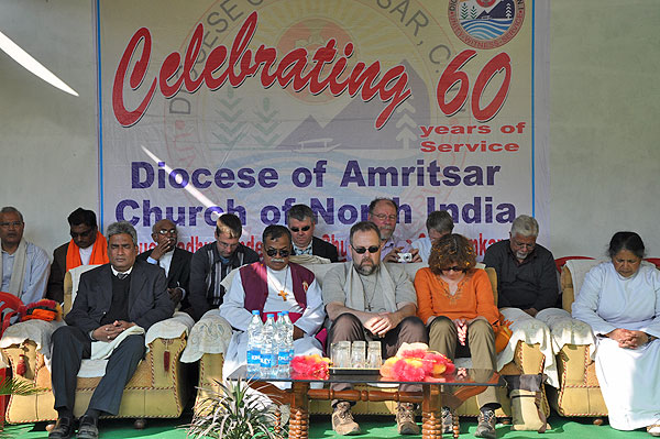 The Diocese of Amritsar celebrated its 60th anniversary last year. (diocesan website)