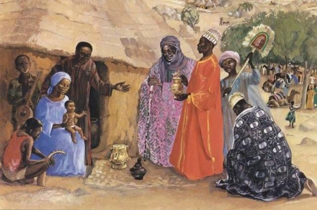 Epiphany (Jesus MAFA)