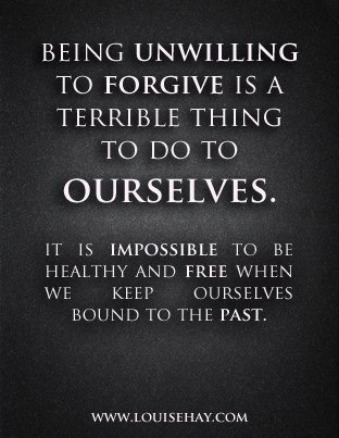 Louise Hay Quote Forgiveness