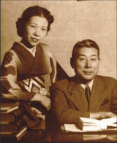 Abolitionists, Prophets & Liberators: Yukiko and Chiune Sugihara were Japanese diplomats in Luthuania during World War II who gave out travel visas allowing 6000 Jews to escape. He was a convert to Eastern Orthodoxy, and in 1985 Israel named him Righteous Among the Nations.