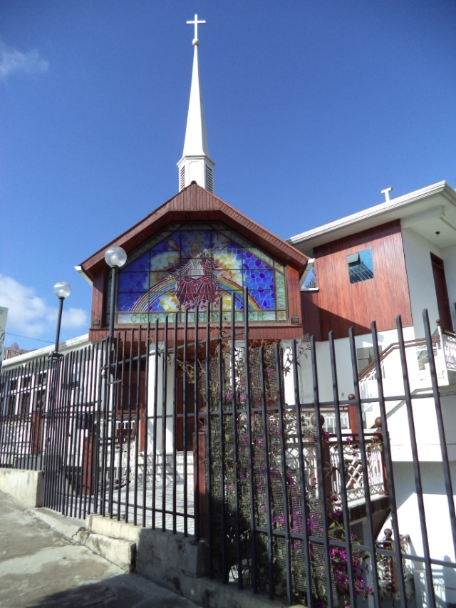 Anglican Cathedral of La Paz (Allan Stanglin)