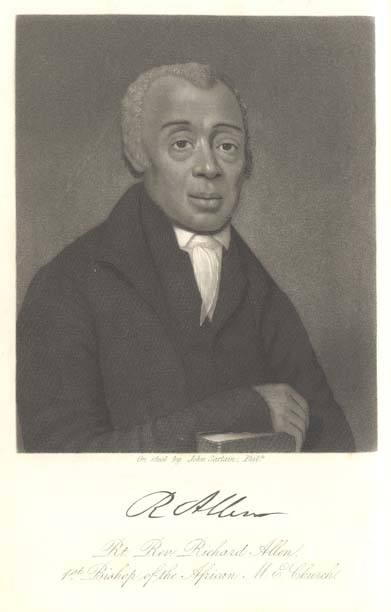 The Rev. Richard Allen of Philadelphia, whose feast we will celebrate in a few days, founded the African Methodist Episcopal Church to unite Black churches in several Northern cities. It was the first denomination founded for sociopolitical reasons instead of theological ones, and it might not have been necessary if the White Methodists had treated them like brothers and sisters.