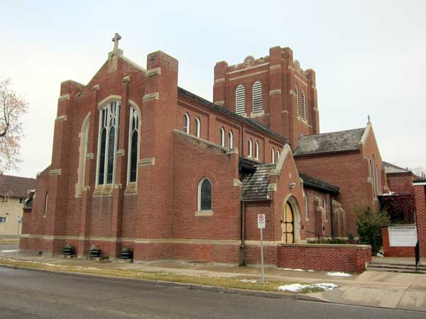 St. Matthew's Cathedral, Brandon, Manitoba (Gordon Goldsborough)