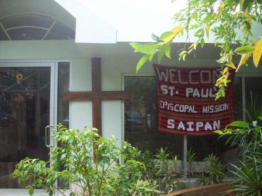 St. Paul's, Saipan, Guam