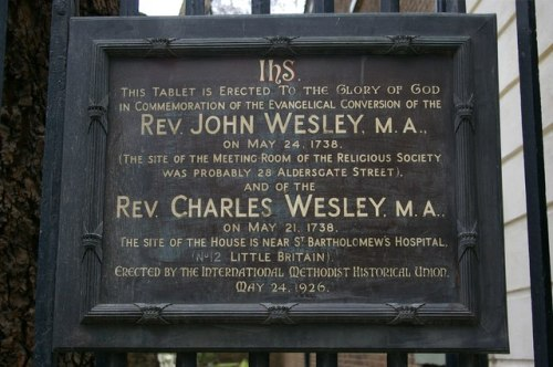 The Wesleys were the principal founders of Methodism, which is both a movement and a denomination. Two features of the Wesleys' systematic Method, though later much neglected, were Communion every Sunday and praying the Daily Office seven days a week.