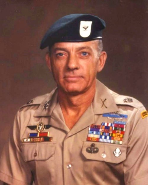 Col. Ola L. Mize, winner of the Medal of Honor for heroic service in Korea, died last month. He later served several tours with the Green Berets in Vietnam, and ended his career as the commander of Special Forces training at Ft. Bragg. (via The New York Times)