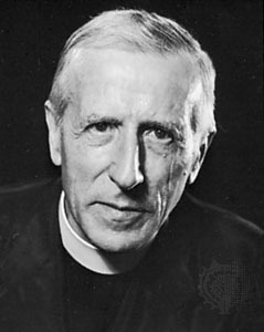 "Teilhard de Chardin was, to say the least, a polymath: paleologist, geologist and theologian, lecturer in physics and chemistry, a Jesuit who synthesized science and faith. The Vatican found itself encouraging his scientific studies while all but silencing him on matters of faith. But a few years after his death his reputation began to be ""rehabilitated,"" not least by a young German theologian named Josef Ratzinger. (Wikipedia)"
