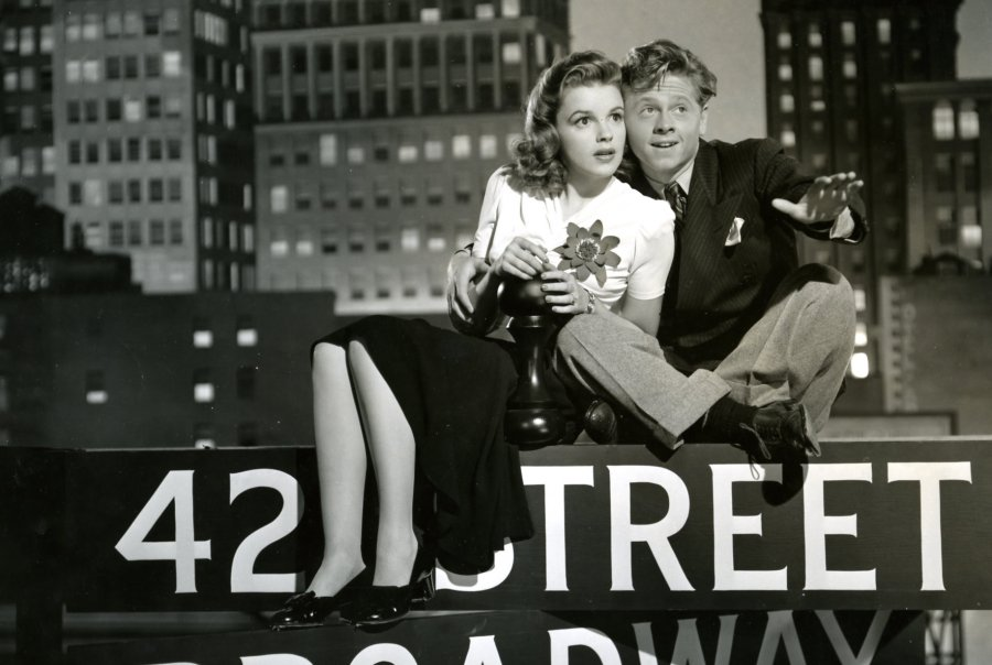 The biggest talent Hollywood's ever seen, Mickey Rooney sure knew how to put on a show. Paired with Judy Garland, he was unstoppable. (Clarence Bull/Metro-Goldwyn-Mayer)