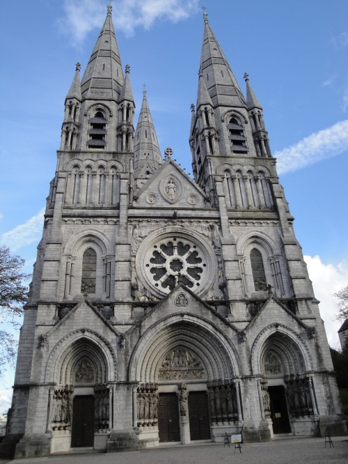 Cork Cathedral, dedicated to St. Fin Barre, the city's patron saint. (Sonika Raj/Galway Girl blog)