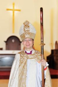 Andrew Chan is the Bishop of Western Kowloon.
