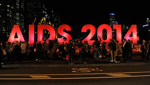 The international AIDS conference in Melbourne is coping with the shocking loss of AIDS researchers, as is the Netherlands, which lost 193 citizens when Malaysian Air flight 17 was shot down Thursday over Ukraine. (AFP-Getty)