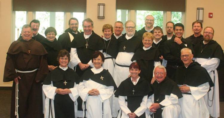 The 2014 annual meeting of the Anglican Order of Preachers, inspired by St. Dominic. (Fr. Brian Freese)