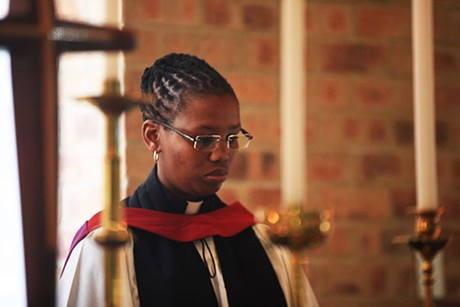 Dr. Vicencia Kgabe has been appointed the new Rector of the College of the Transfiguration in Grahamstown, South Africa, the only residential seminary in the province. She is less than 40 years of age and is the first woman to hold the post. (Anglican Communion News Service)