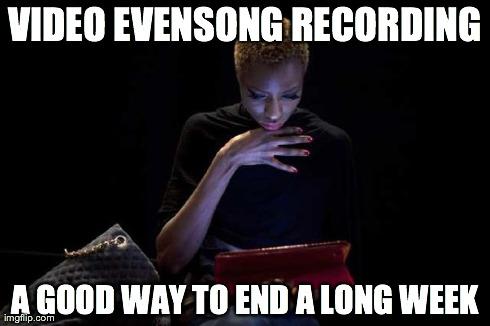 EvensongRecording