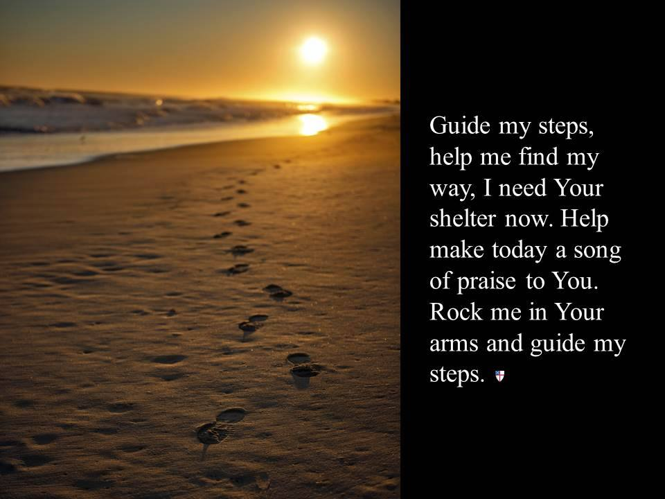 God Will Guide Your Steps in this Life - Bible Knowledge