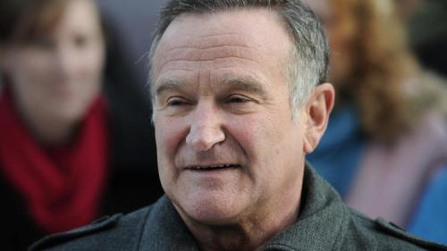 The world mourns Robin Williams this morning as an incredible comic talent and Oscar-winning actor. Episcopalians mourn him as one of our own. Let us pray for his wife and family, his colleagues and his millions of fans. (Carl Court/AFP-Getty Images)