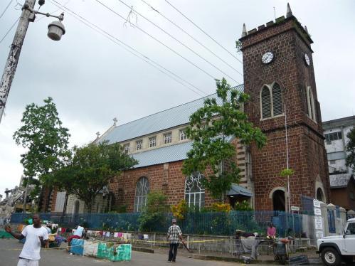 St. George's Cathedral, Freetown (marcojakob.wordpress.com)