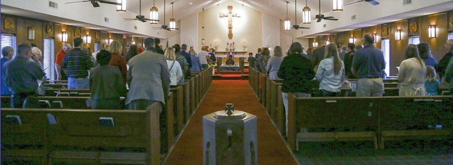St. Martin's-in-the-Fields, Keller, Texas in the Diocese of Fort Worth (parish website)