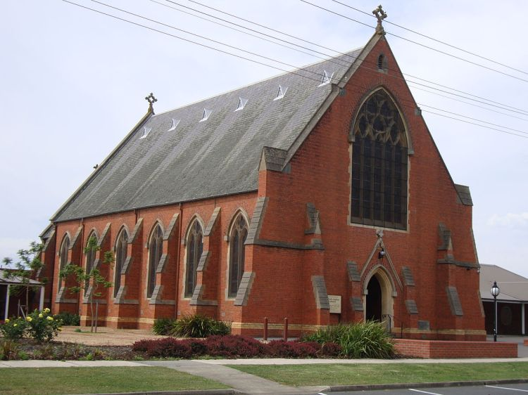 St. Paul's Cathedral, Sale, Victoria. (John Armagh)