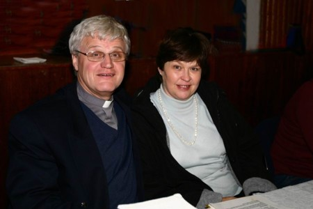 +David and Joan Bannermann of the Diocese of the Highveld. We couldn't find any pictures of churches or activities, so just this once on our site, the bishop is the diocese. (diocesan website)