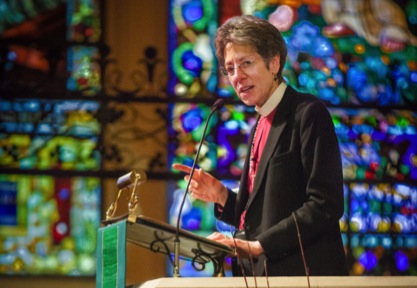 At the end of the House of Bishops meeting yesterday in Taiwan, the Presiding Bishop Katharine Jefferts Schori announced that she will not run for a second term next year. She was elected in 2006, the first woman primate in Anglican history. (The Living Church)