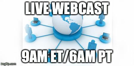 LiveWebcast&Hours