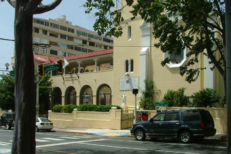 St. John the Baptist Episcopal Cathedral, San Juan, Puerto Rico (shipoffools.com)