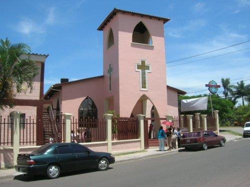 St. Mary's Cathedral, Tegucigalpa, Honduras (Ian Everhart/panoramio.com)