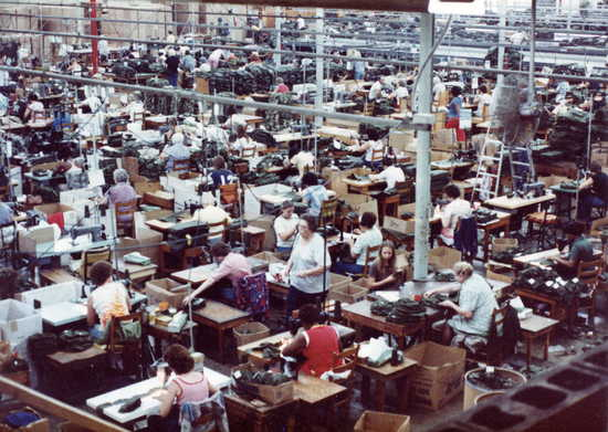"""he United States doesn't lack for sweatshop-type working conditions for some employees. According to KNTV News in San Francisco, """"The Labor Department said about eight employees of Fremont-based Electronics For Imaging were flown in from India and worked 120-hour weeks to help with the installation of computers at the company's headquarters. The employees were paid their regular hourly wage in Indian rupees, which translated to $1.21."""" The company, which posted a $200 million profit last quarter, claimed it didn't realize that guest workers must be paid according to U.S. wage and hour laws. (Daily Kos)"""