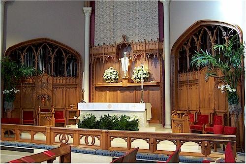 Grace Cathedral, Topeka, Kansas